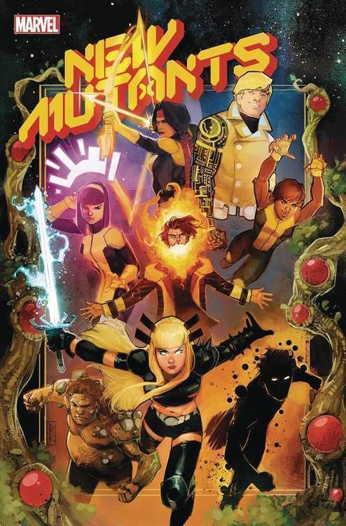 Marvel comics new mutants 20190828