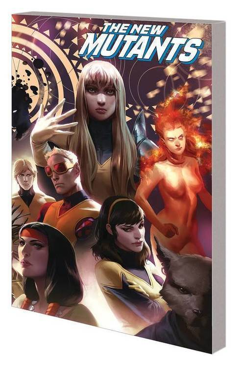 Marvel comics new mutants abnett lanning tpb volume 01 complete collection 20181025
