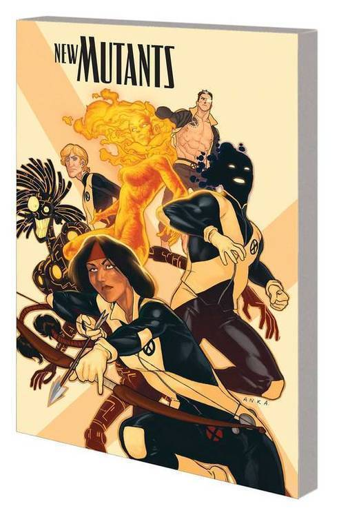 New Mutants Abnett Lanning TPB Volume 02 Complete Collection