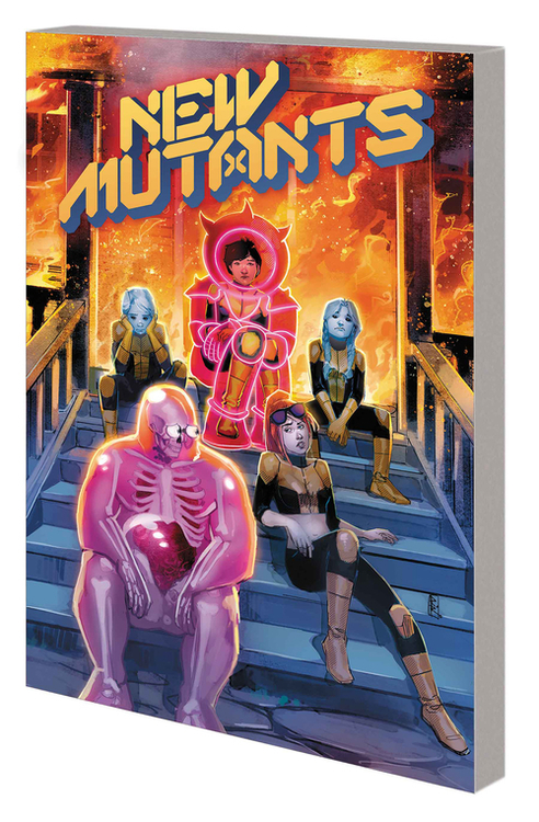 New Mutants By Ed Brisson TPB Volume 01