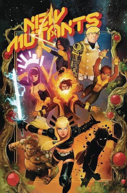 Marvel comics new mutants by hickman tpb volume 01 20200128