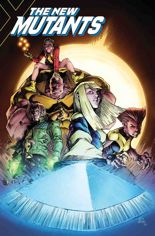 New Mutants Dead Souls