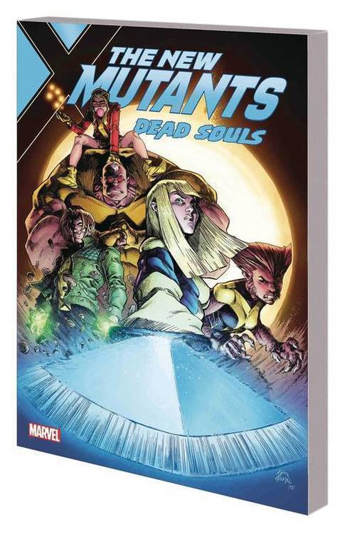 Marvel comics new mutants tpb dead souls 20180701