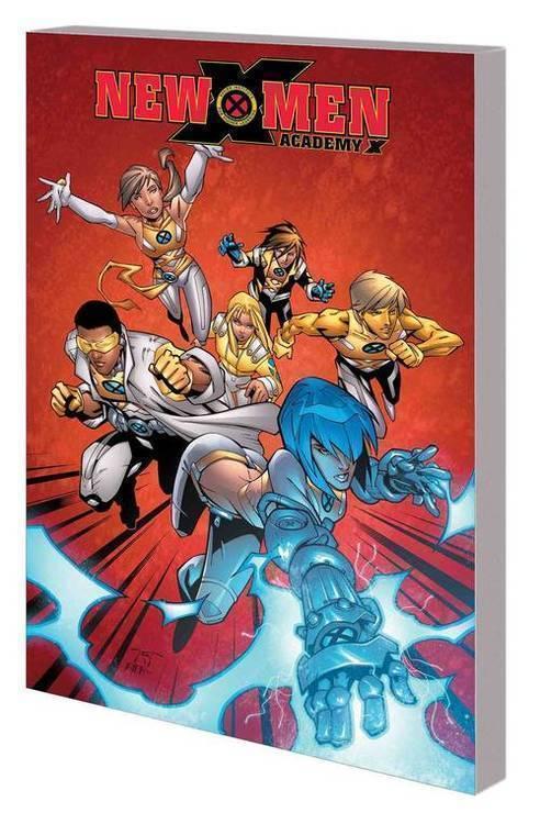 Marvel comics new x men academy x tpb complete collection 20180830