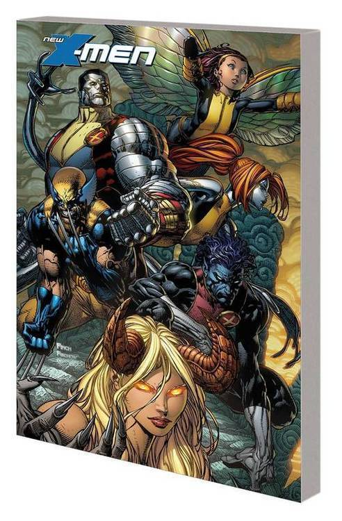 New X-Men Quest For Magik Complete Collection TPB