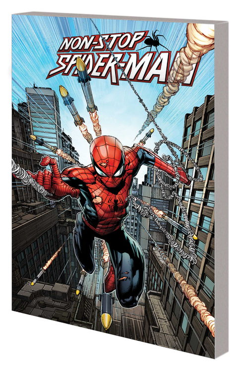 Non-stop Spider-man TPB Volume 01 Big Brain Play