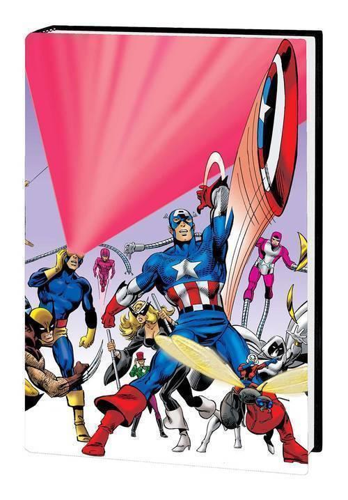 Official Handbook Of Marvel Universe Omnibus Hardcover