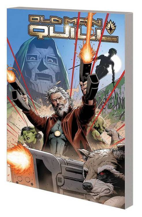 Old Man Quill TPB Volume 01 Nobodys Fault But My Own