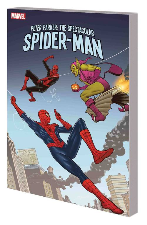 Marvel comics peter parker spectacular spider man tpb volume 03 amazing fantasy 20180430