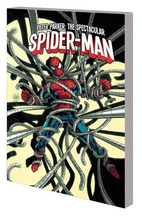 Marvel comics peter parker spectacular spider man tpb volume 04 20180801