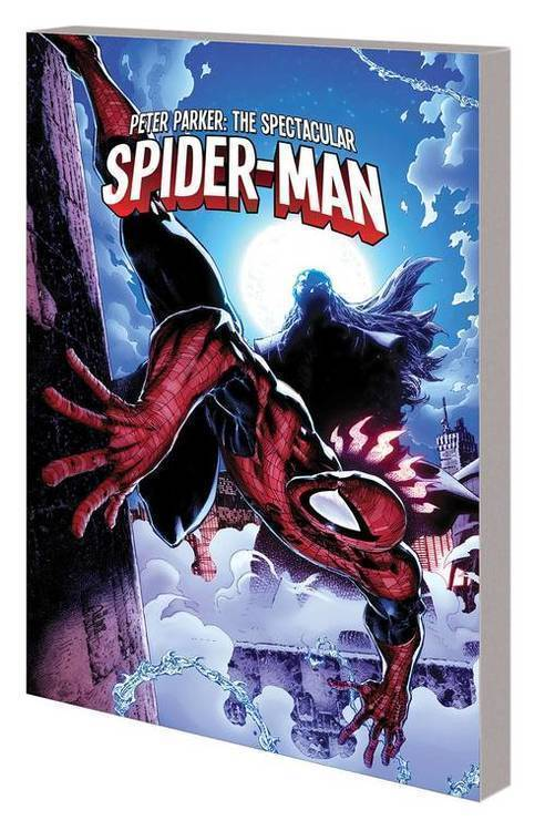 Marvel comics peter parker spectacular spider man tpb volume 05 20181025