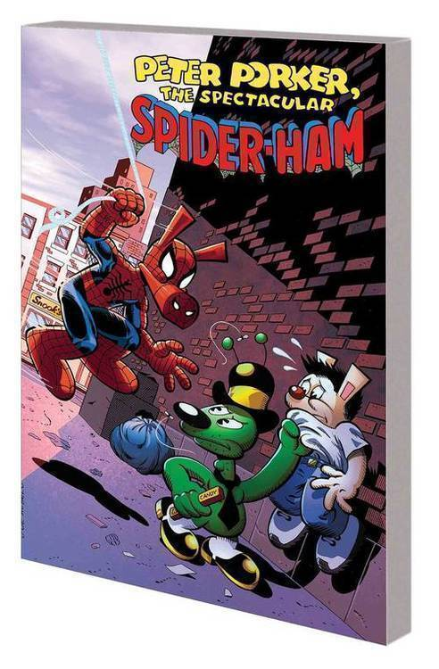 Peter Porker Spectacular Spider-Ham Complete Collect TPB Vol