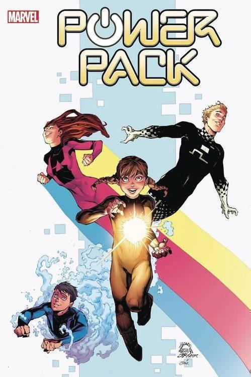 Marvel comics power pack 20200128