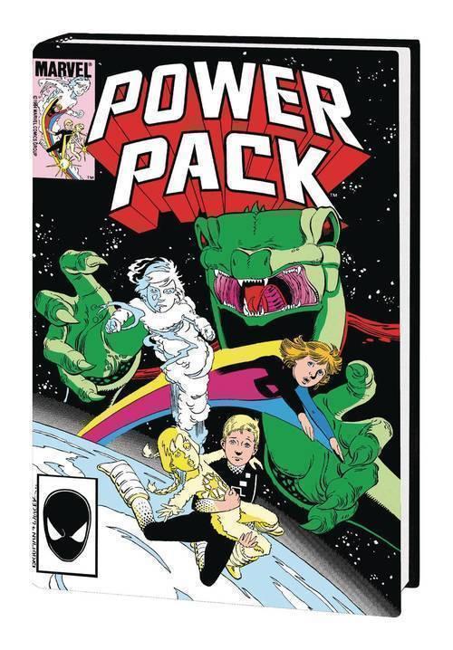 Power Pack Classic Omnibus Hardcover Volume 1