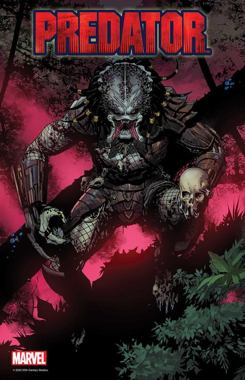 Marvel comics predator 20210325