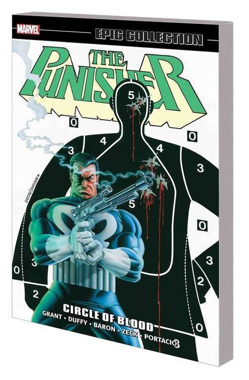 Marvel comics punisher epic collection tpb circle of blood 20180830