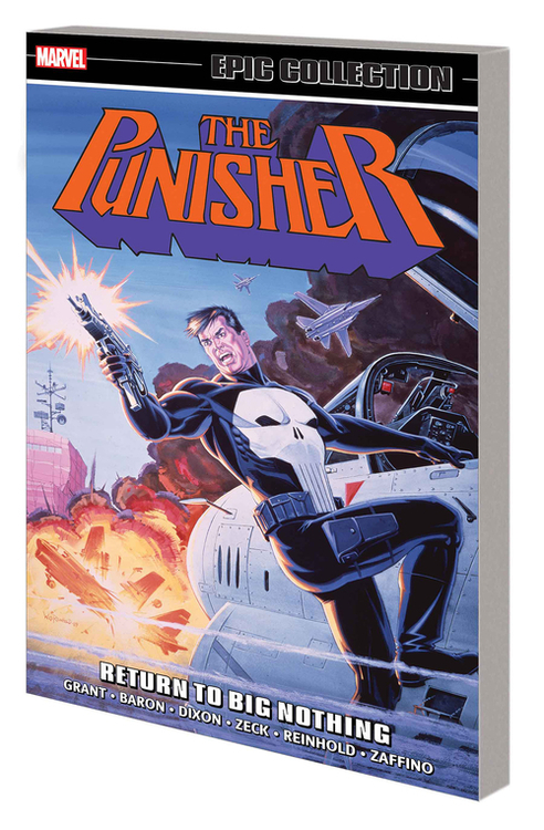 Punisher Epic Collection TPB Return To Big Nothing