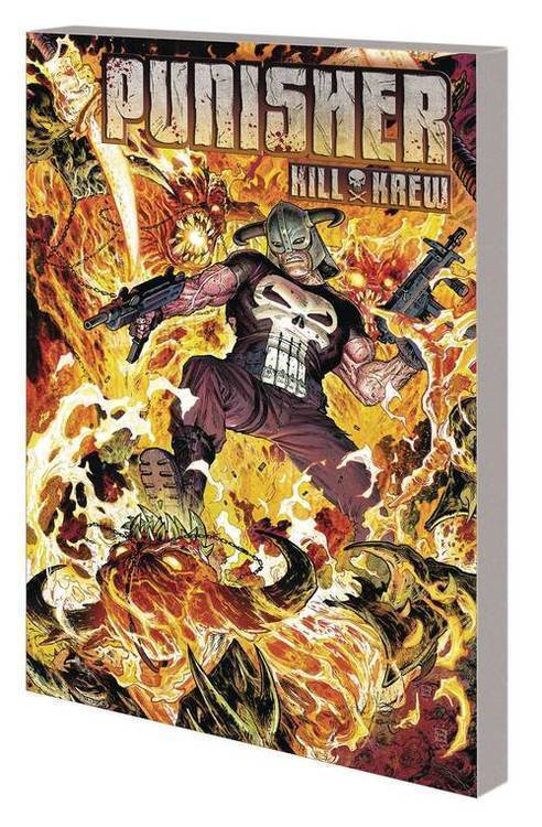 Punisher Kill Krew TPB