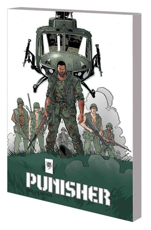 Marvel comics punisher platoon tpb mature 20171231