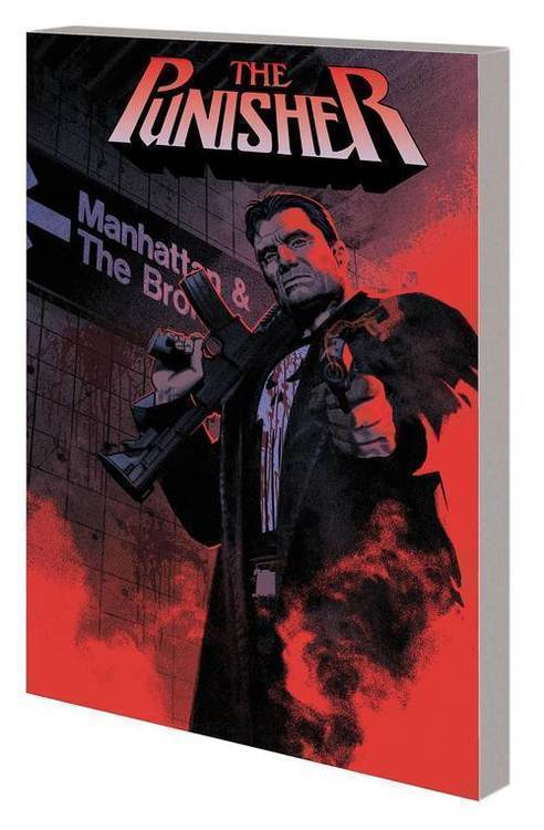 Punisher TPB Volume 01