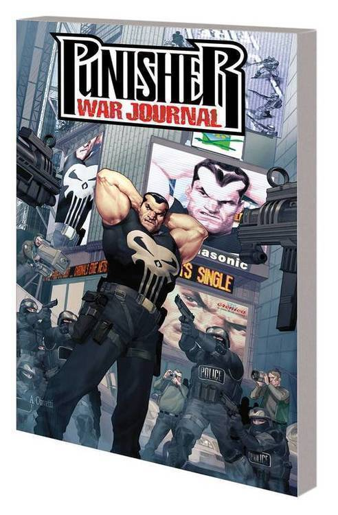 Punisher War Journal Fraction TPB Volume 01 Complete Collection