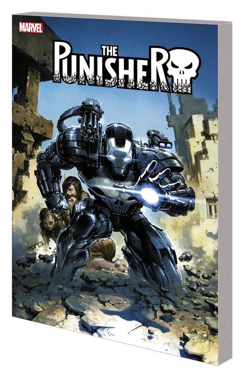 Marvel comics punisher war machine tpb vol 01 20180302