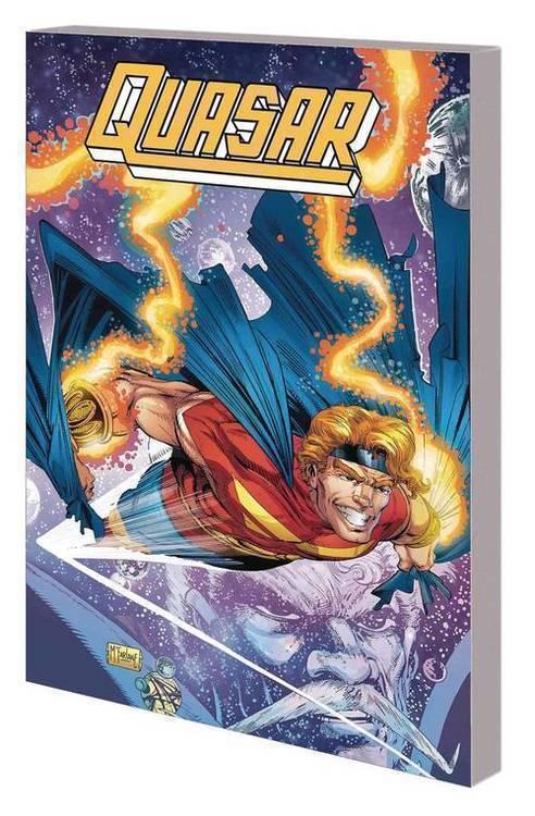 Marvel comics quasar tpb cosmos in collision 20180701