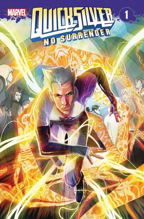 Marvel comics quicksilver no surrender 20180302