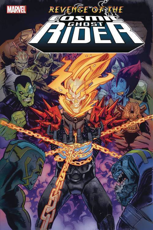 Marvel comics revenge of cosmic ghost rider 20190926