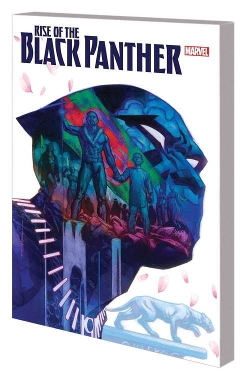 Marvel comics rise of the black panther tpb 20180430