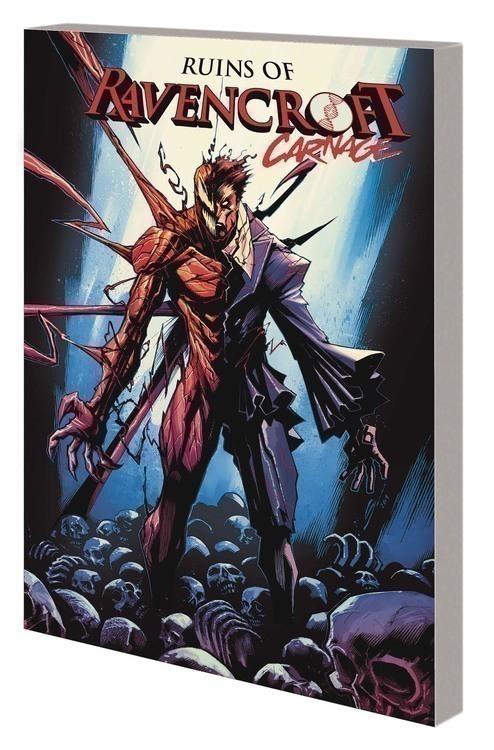 Marvel comics ruins of ravencroft tpb 20200328