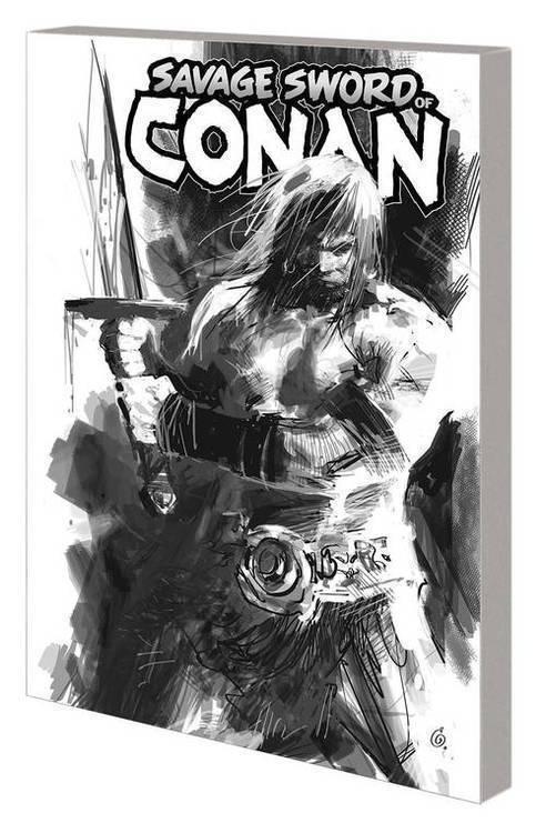 Savage Sword Of Conan TPB Volume 01 Cult Of Koga Thun