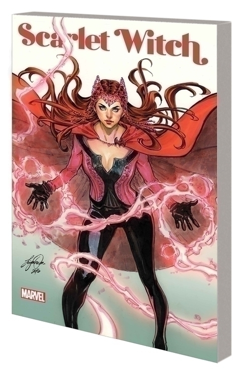 Scarlet Witch By James Robinson Complete Collection TPB