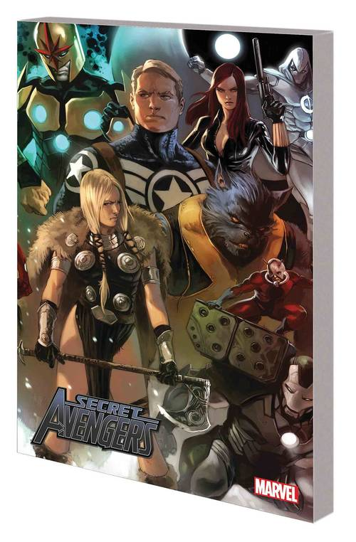 Marvel comics secret avengers by ed brubaker complete collection tpb 20180302