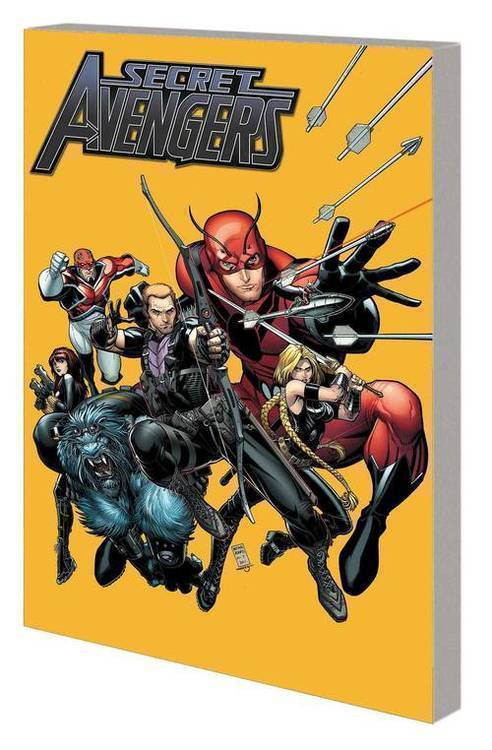 Marvel comics secret avengers by remender tp complete collection 20181231
