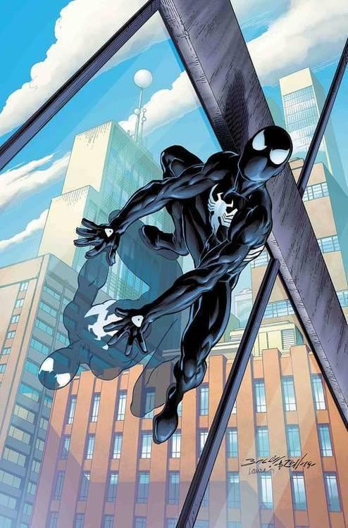 Sensational Spider-Man Self-Improvement