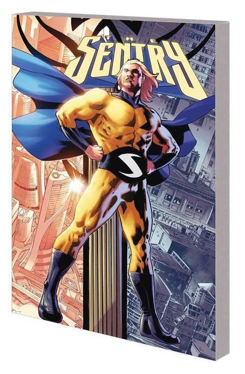 Marvel comics sentry tpb volume 01 man of two worlds 20180928
