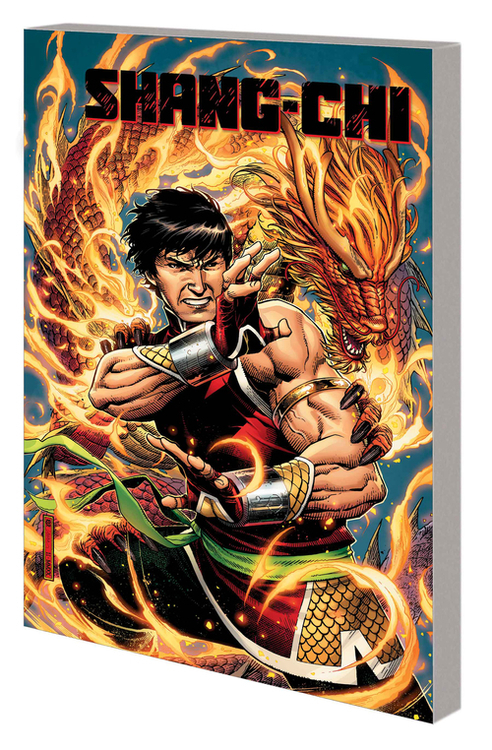 Shang-Chi By Gene Luen Yang TPB Volume 01 Brothers And Sisters
