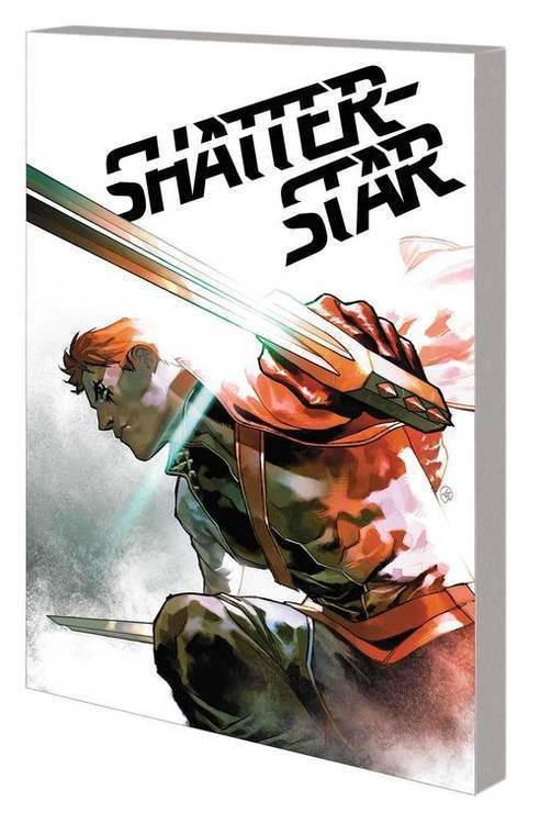 Shatterstar TPB