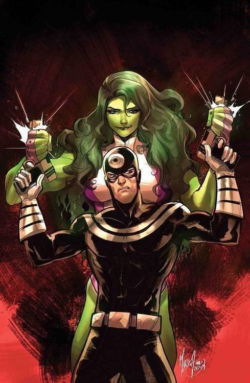 She-Hulk Annual