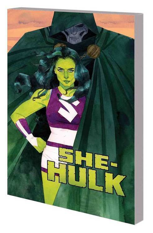 Marvel comics she hulk by charles soule tpb complete collection 20180830