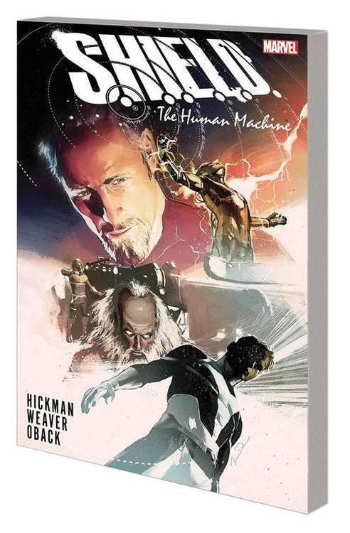 Shield By Hickman & Weaver TPB Human Machine
