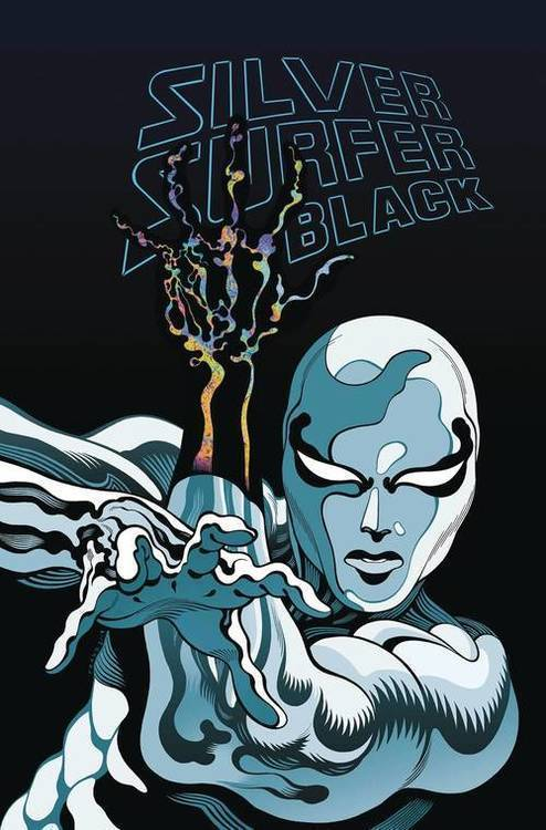 Silver Surfer Black TPB Treasury Edition