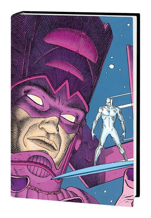 Silver Surfer Hardcover Parable 30th Anniversary Edition