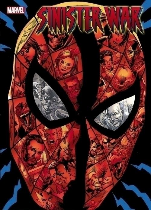 Marvel comics sinister war 20210502