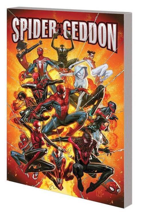 Marvel comics spider geddon tpb 20181025