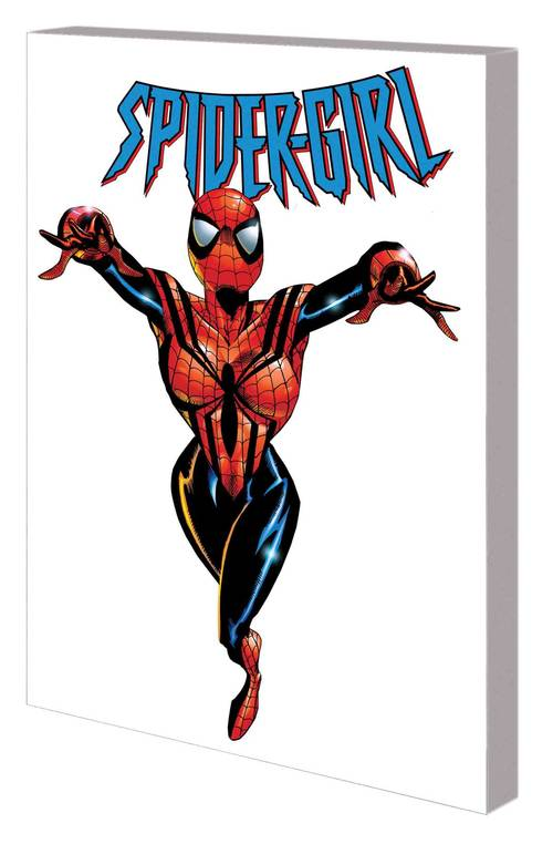 Marvel comics spider girl complete collection tpb volume 01 20180430
