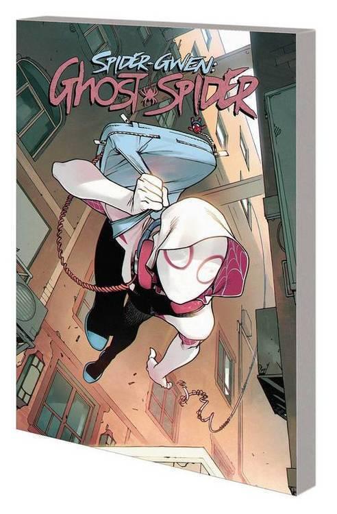 Marvel comics spider gwen ghost spider tpb vol 01 spider geddon 20190129