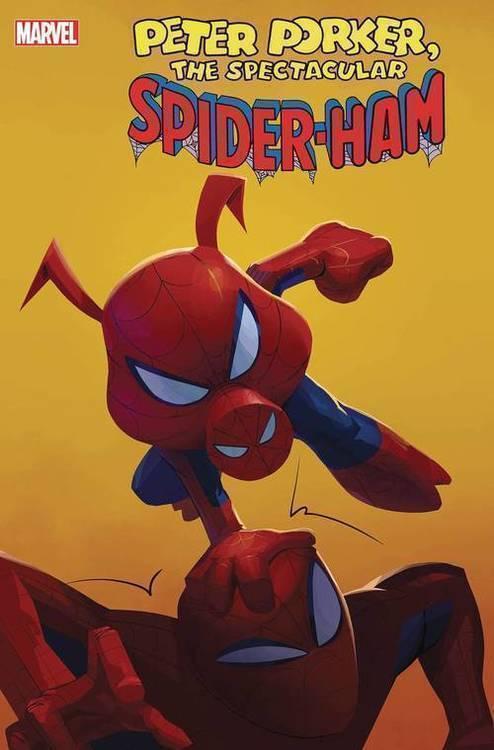 Marvel comics spider ham 20190926