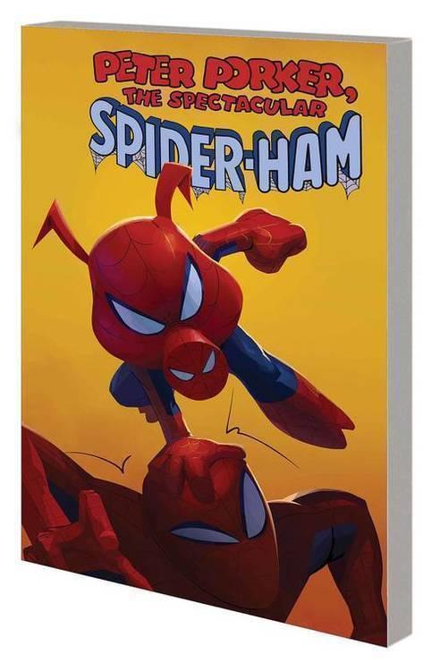 Spider-Ham TPB Aporkalypse Now